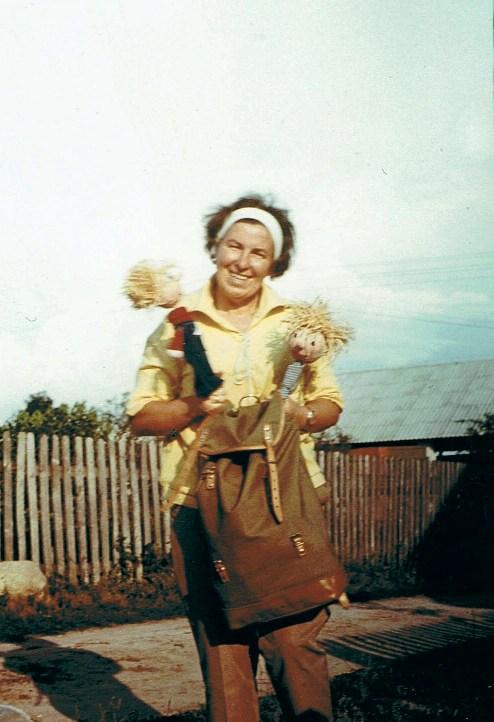 Alina Stanowska - wedrowiec