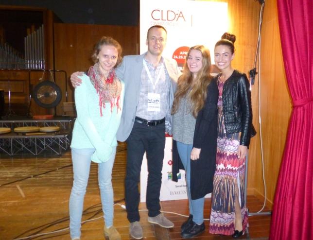 konferencja 4 polska delegacja