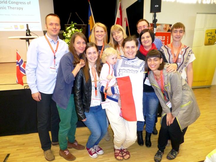 Polska delegacja na WCMT 2014