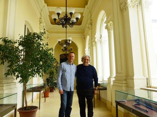 konferencja 5 Stachyra i Feliciani