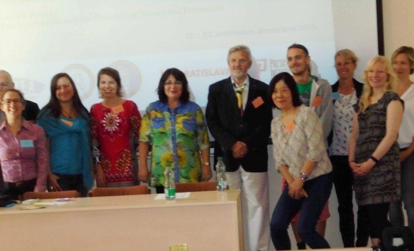 Goście Konferencji w Bratysławie wrzesień 2015